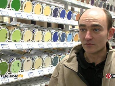 DIY : Comment peindre un pan de mur ?