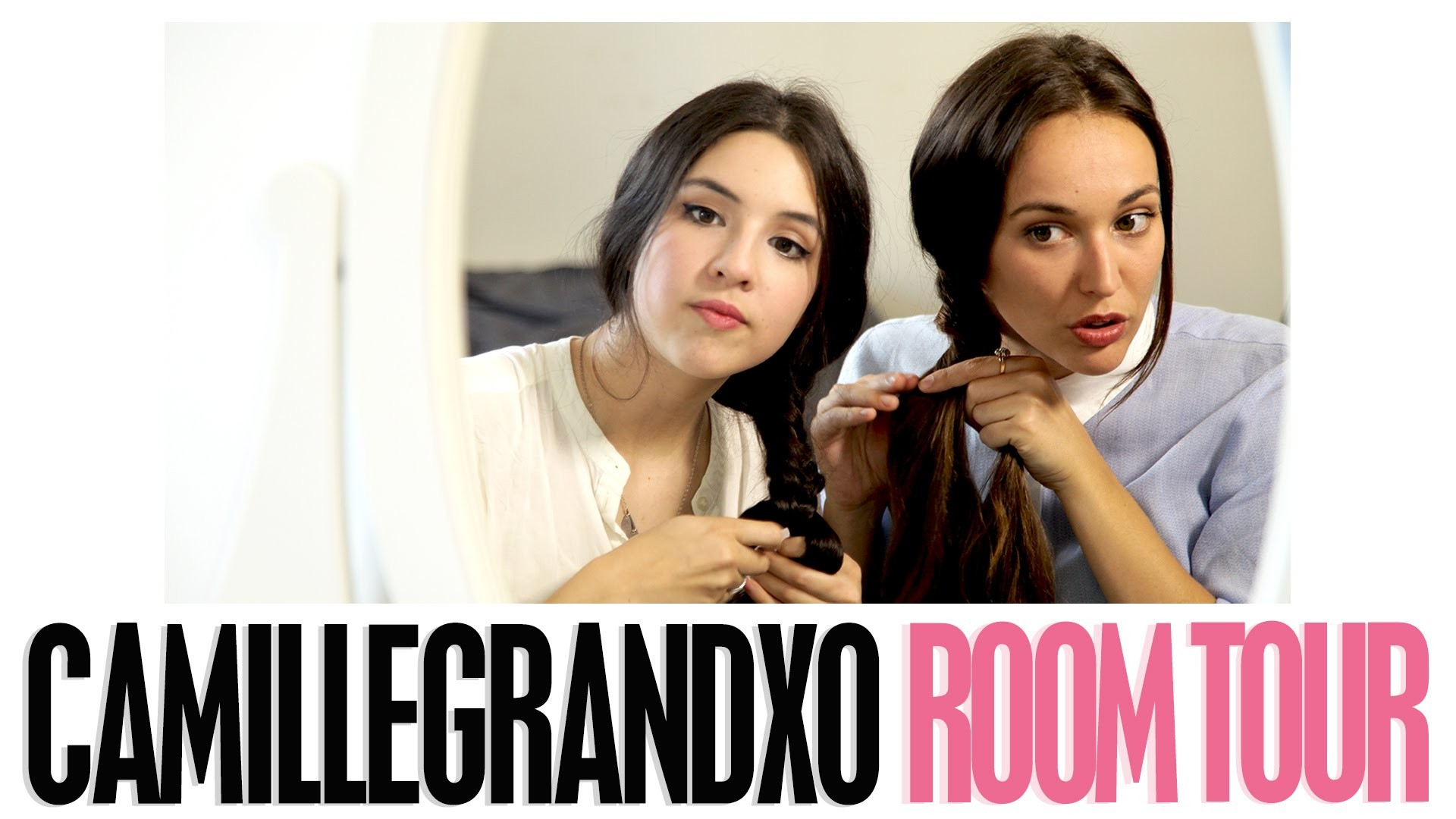 ROOM-TOUR. with Camille GrandXo !