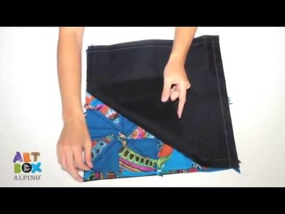 Tutoriel sac à main Patchwork - ArtBox Alpino