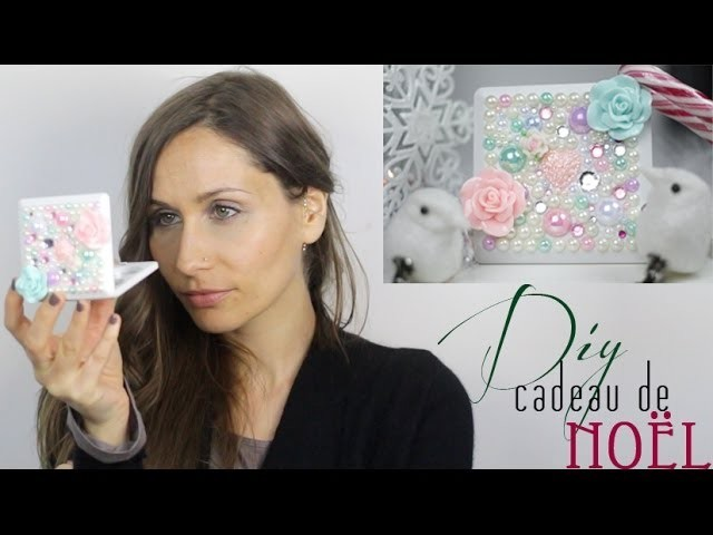 DIY idée cadeau #1 Decoden : Customiser une palette, une coque, un miroir - Decoden customization