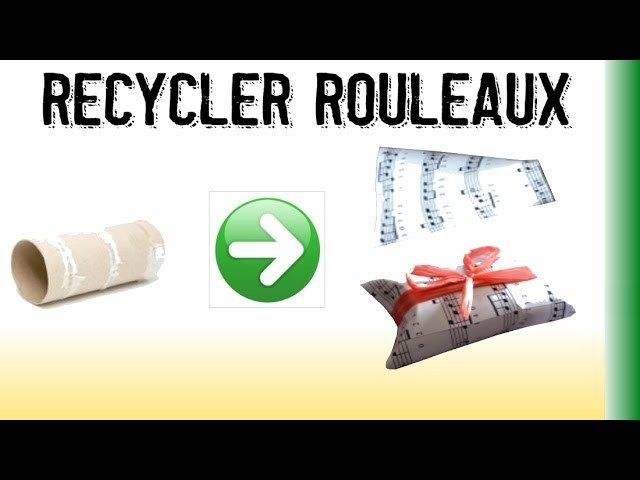 DIY n°11┆Créer une boite avec un rouleau de papier toilette !