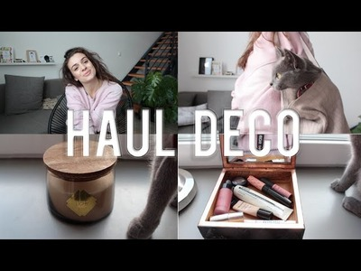 HAUL SOLDES → déco+mode   ft. UO  | lecoindelodie