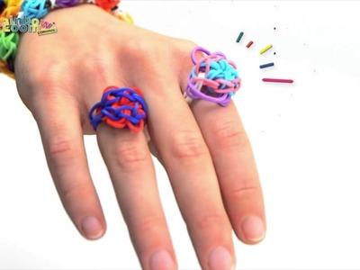 Rainbow Loom - Bracelets en élastiques
