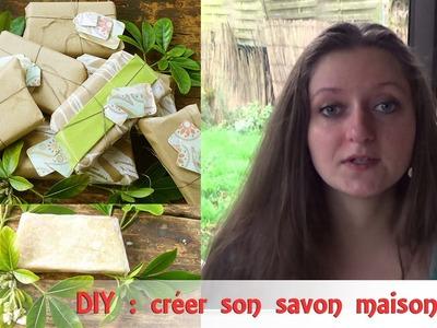 DIY : créer son savon maison bio