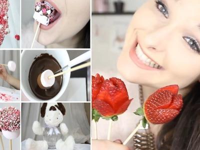 ► DIY : Idées CADEAU et SNACKS pour la Saint Valentin