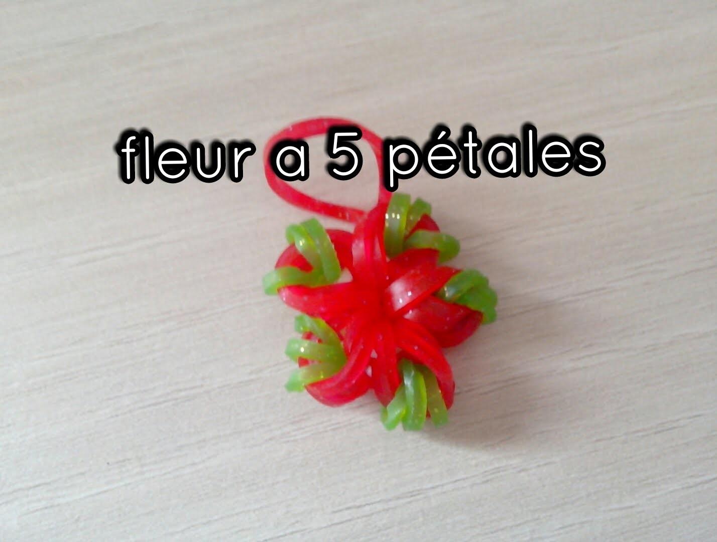 [TUTO] : fleur a 5 pétales