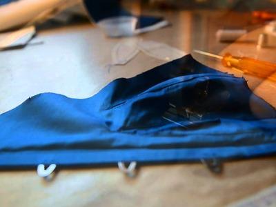 Fils en C : Création d'un corset
