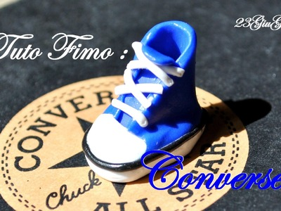 Tuto Fimo : Converse !