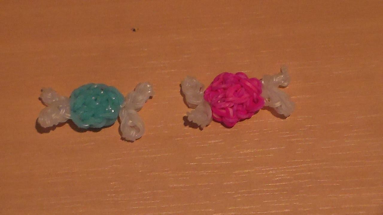 Bonbon rainbow loom
