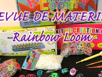 Rainbow Loom - Guide d'achat !