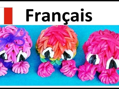 "Rainbow Loom Francais | Bracelet Elastique | ""Ami Mignon"" 