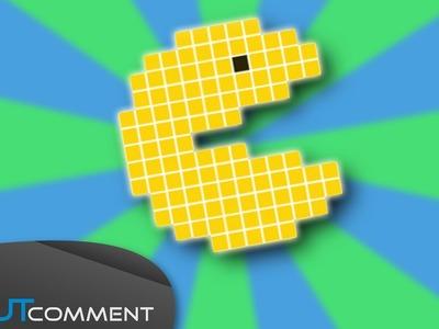Perler beads tutorial : Pac-Man