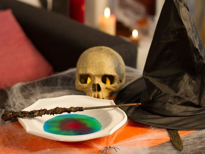 DIY Halloween - Baguette magique comme celle d'Harry Potter