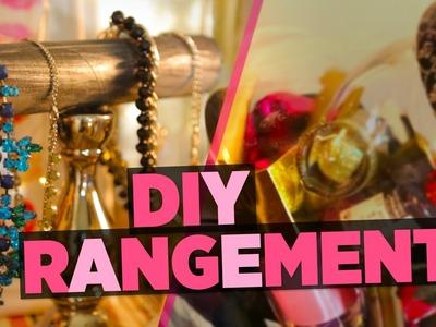 DIY Rangements MakeUp & Bijoux - SoAndy
