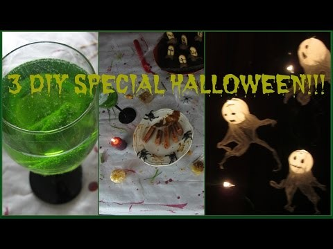 ♡ 3 DIY pour Halloween. c'est par ici!!! ▲Chuchotements◄