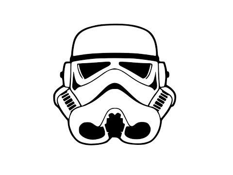 DIY : Stormtrooper Déco FanArt