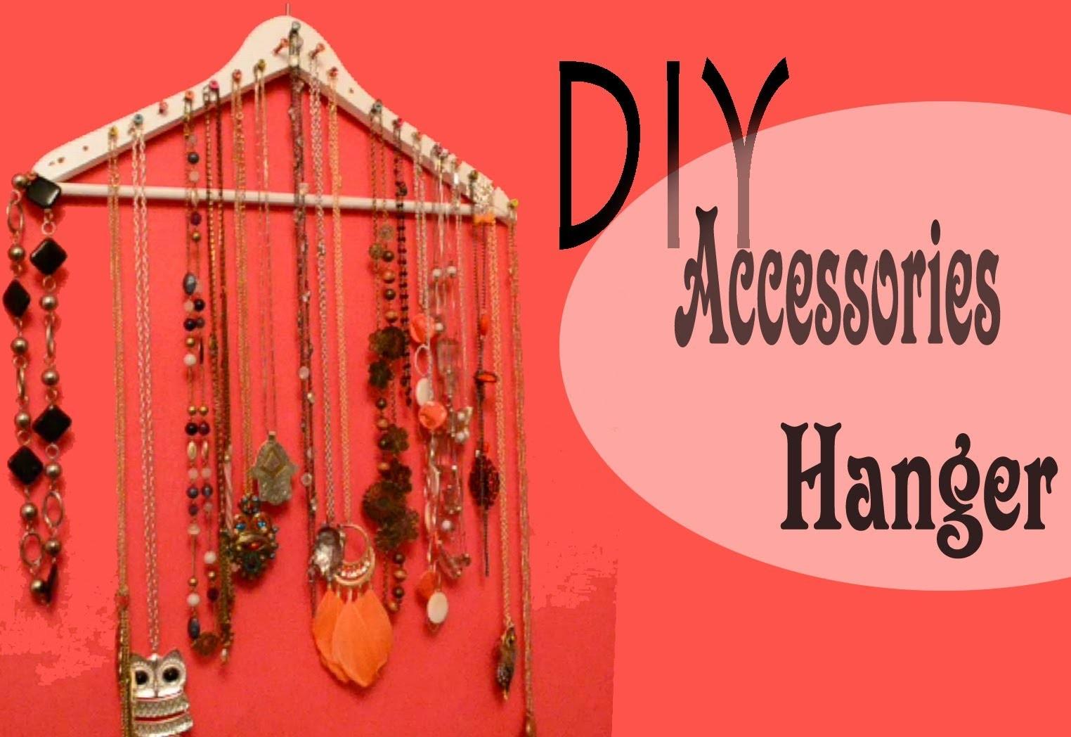 Mimi's Diy:make accessories hanger. fabriquer un porte accessoires