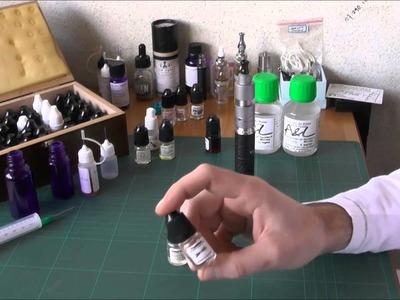 La Cigarette Electronique  -  Le DIY  -