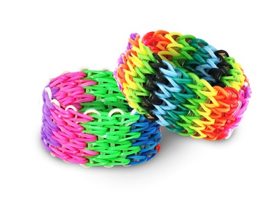 Tutoriel Big Bracelet - Loom's Joustra