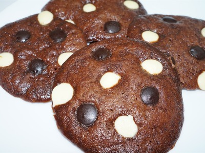 Cookies moelleux au micro onde facile ( CUISINERAPIDE)