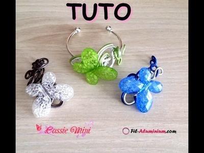 [ TUTO ] bracelet interchangeable en fil aluminium