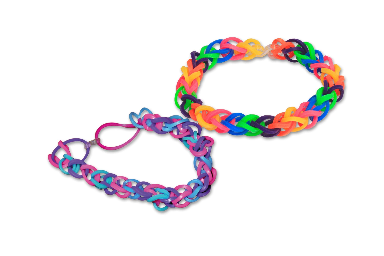 Tutoriel Bracelet Simple - Loom's Joustra