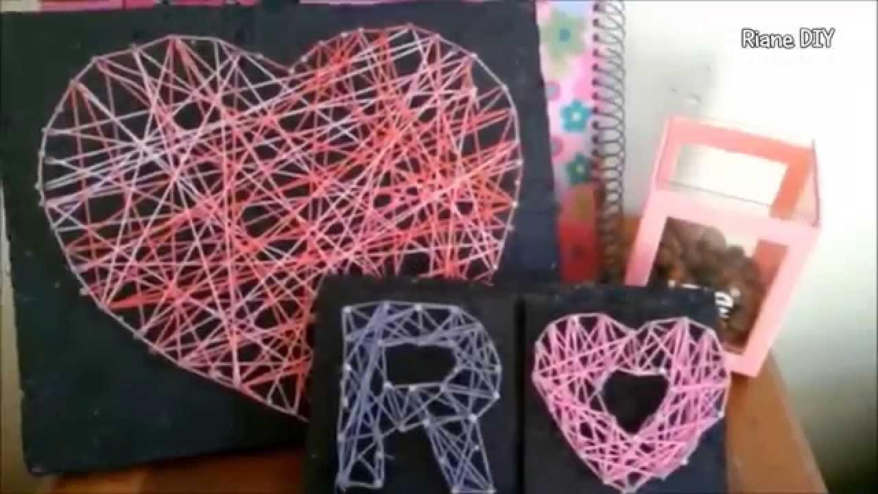 DIY ROOM DECOR !. chambre  décoration  ! (Gift Idea )