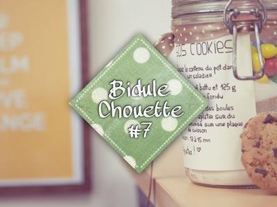 [DIY] Bidule Chouette #7 - S.O.S Cookie !