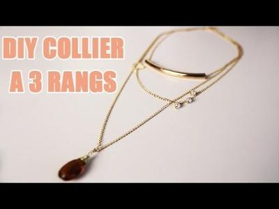 DIY collier de perles - Idées Perles et Bijoux avec youMAKEfashion