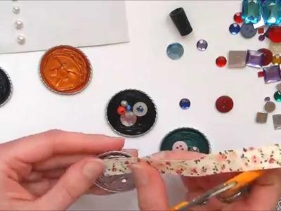 DIY collier en capsules Nespresso