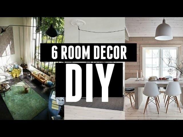 6 ROOM DECOR DIY (FRANCAIS)