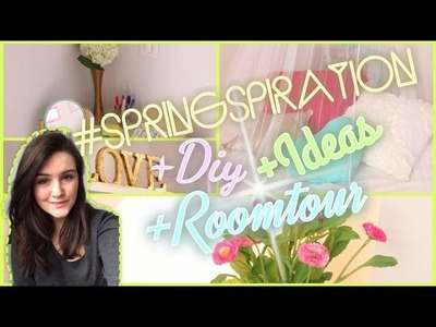 #Springspiration : DIY.IDÉES.ROOMTOUR !
