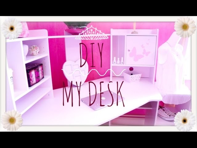 DIY I My desk