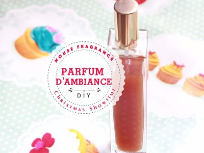 ✮ DIY ✮ Cadeau de Noel #8 ✮ Brume Désodorisante Parfumante de Noel  | Caly Beauty
