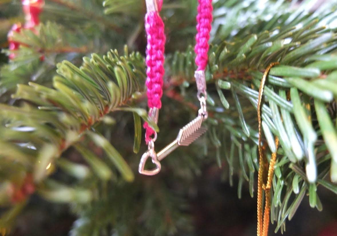 {Christmas D.I.Y.} - Idée cadeau : Le bracelet Shamballa
