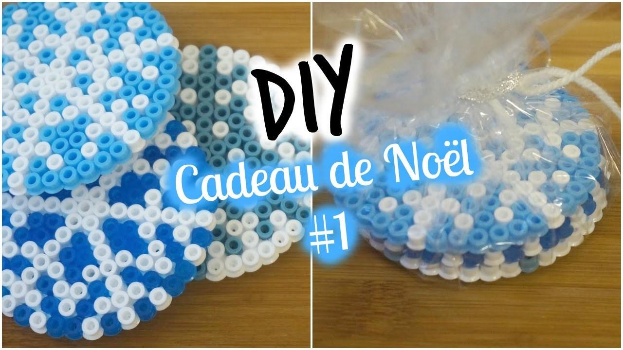 DIY Idée de cadeau #1 Dessous de Verres. Christmas Gift