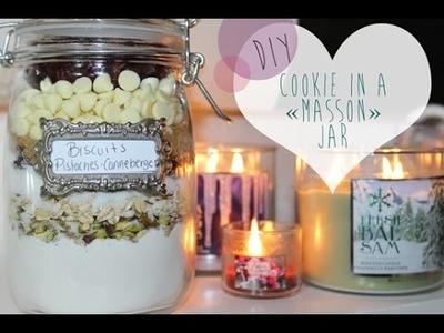 10 jours de MU  Cookie-in-a-jar DIY