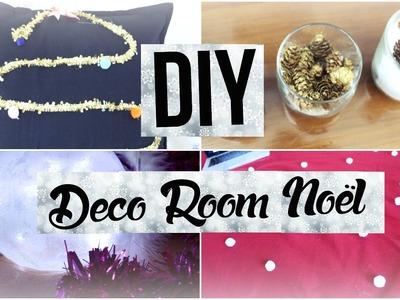 DIY ♡ Décore ta chambre pour Noël. Deco Room Christmas I DIY Français