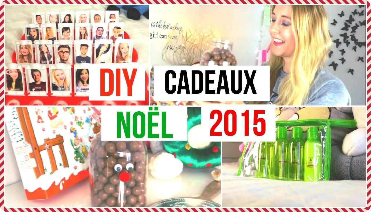 DIY de Noël : CADEAUX pour vos proches