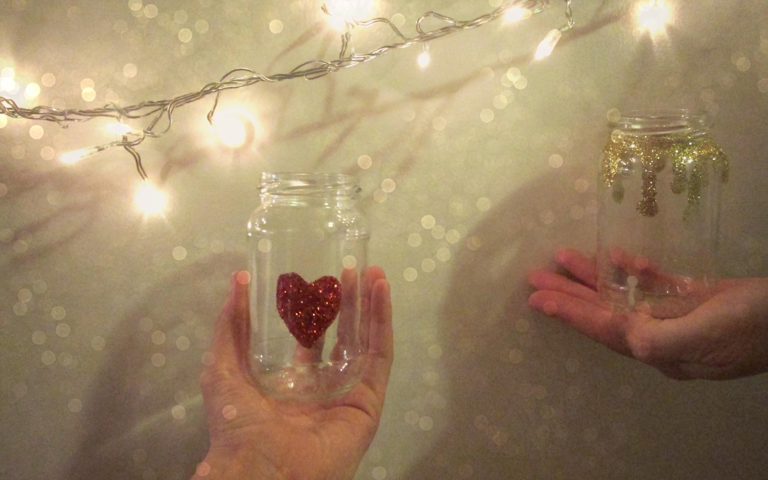 ✄ DIY.It's Christmas time !. : Des bocaux pour les fêtes !