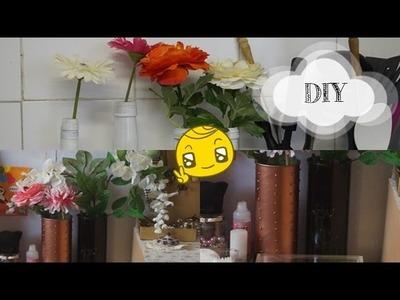DIY #16 ❤ Vases recyclés ❤
