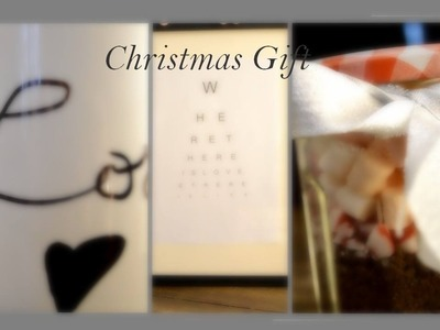 DIY |Christmas gift