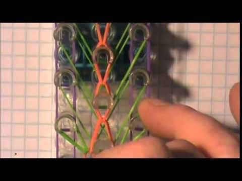 Rainbow Loom Français - Tutoriel et Astuces !!! Bracelet Animaux en elastique sur les videos