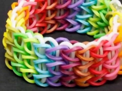 Bracelets Rainbow Loom, Abonne-toi et on commence !
