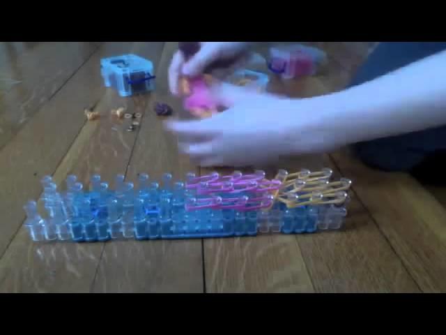 Comment faire des Rainbow looms - Bracelet elastique et d'autres trucs _ Astuces et soluces
