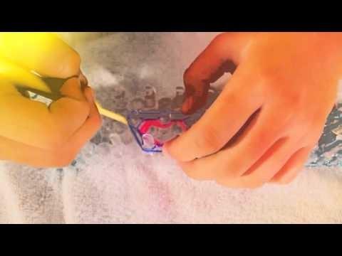 DIY Rainbow Loom Flor con Gaby Alvarez Episodio