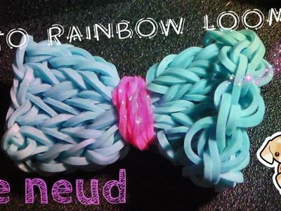 Tuto Rainbow Loom N°1   Le noeud ♥