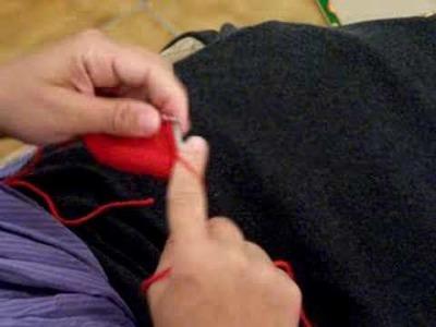 Apprendre à tricoter : damier (4.4)