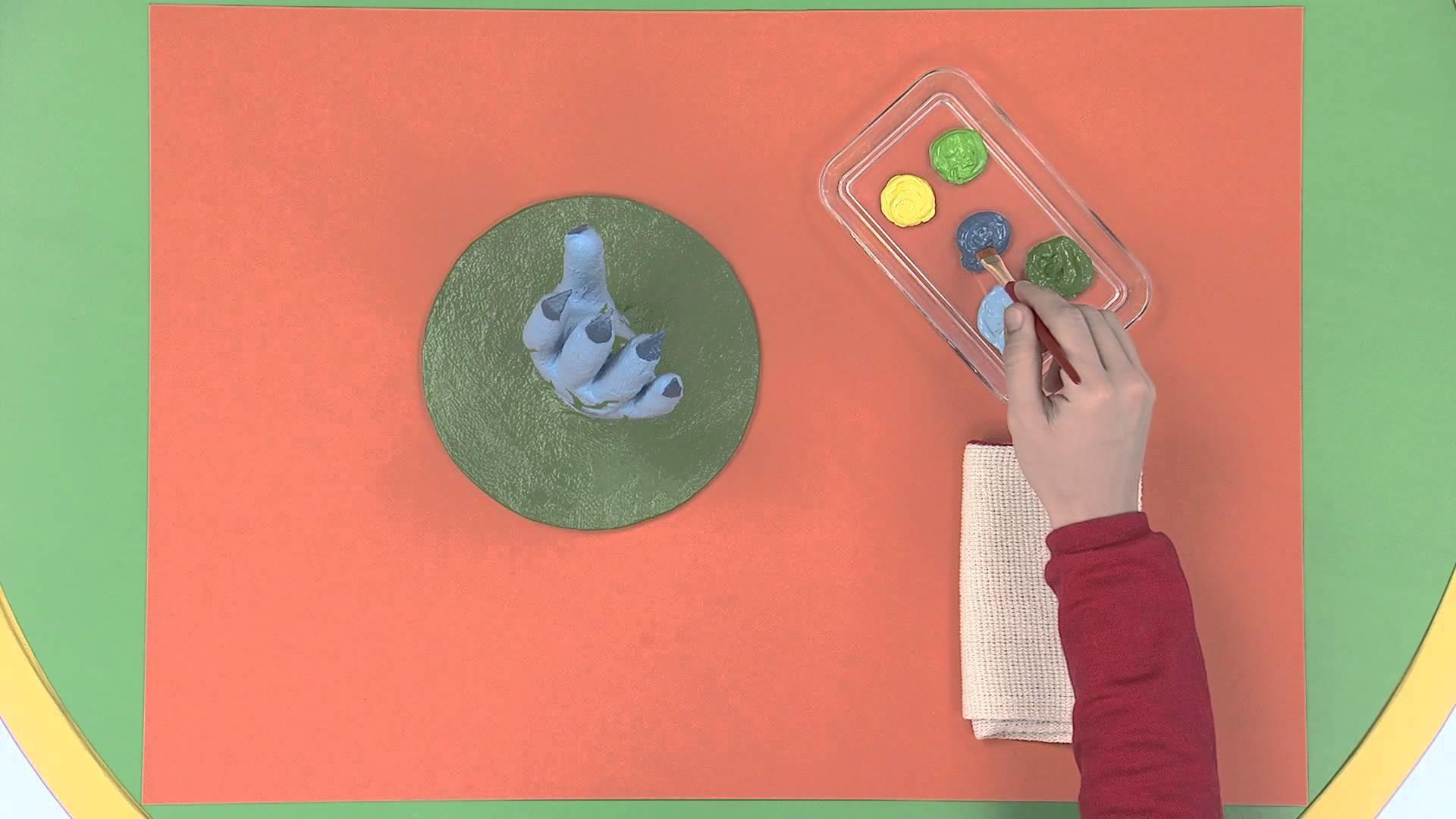 Art attack - Mains de la pétoche - Sur Disney Junior - VF