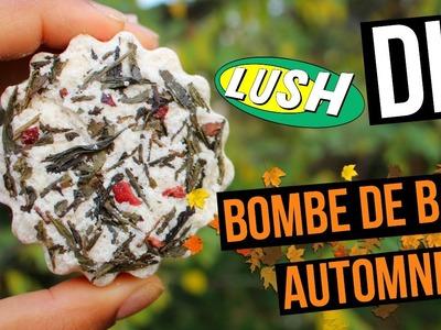 DIY ♡ Bombe de Bain Senteurs d'Automne I DIY Français